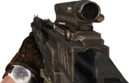 AK74u Reflex Sight BO