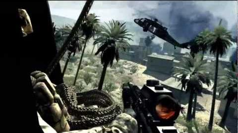 Call of Duty 4 Modern Warfare - Campaign - Charlie Don't Surf