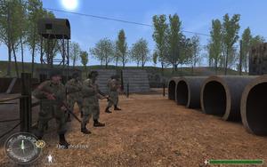 Training Course Camp Toccoa CoD1