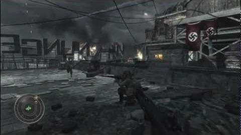 Call of Duty World at War - Campaign - Eviction