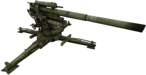 FlaK 88 angle WaW