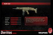 ACR 6.8 Combat Card MW3