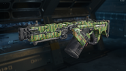 Dingo Gunsmith Model Contagious Camouflage BO3