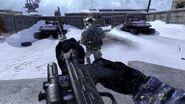Dragunov reloading MW2
