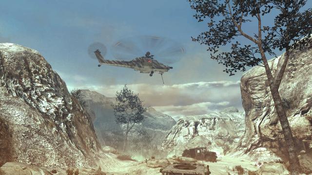 File:Mi-28 Havoc flying over Afghan MW2.png
