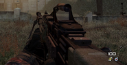 L86 LSW Red Dot Sight MW2