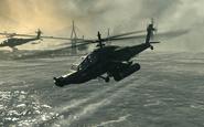 AH-64 Apache Goalpost MW3