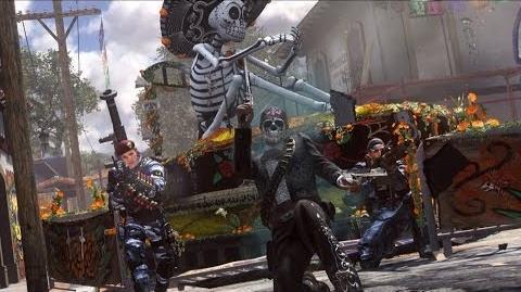 Official Call of Duty® Ghosts Invasion DLC Pack Preview