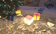 Presents Winter Crash COD4