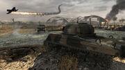 Cod-WaW-M4 Sherman