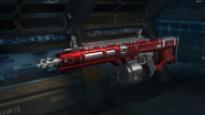 Haymaker 12 Gunsmith Model Red Hex Camouflage BO3