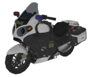 LAPD Motorcycle model BOII