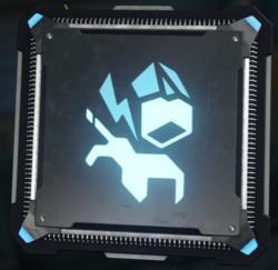 Servo Shortout cyber core icon BO3