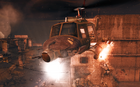 UH-1 firing The Defector BO