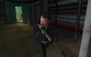 Makarov with M4A1 No Russian MW2