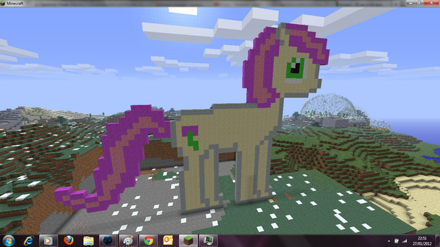 File:Roseluck in Minecraft.png