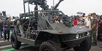 Spider Light Strike Vehicle