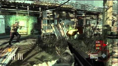 Call of Duty Blackops - Shi No Numa gameplay