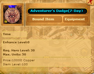 Adventurers Badge
