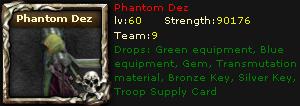Phantom dez