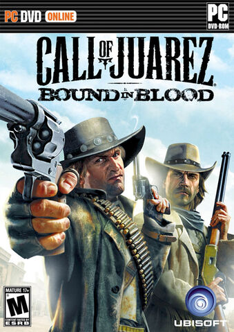Archivo:Call of Juarez Bound in Blood.jpg