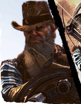 Old Man Clanton