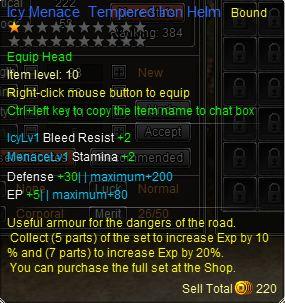 Helm details