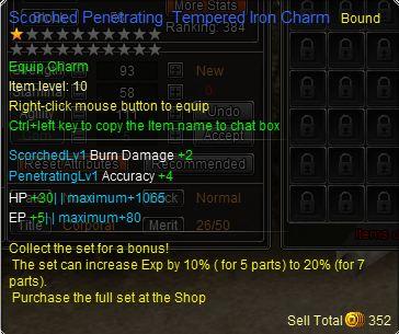 Charm details