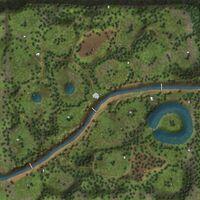 Brisworthy map
