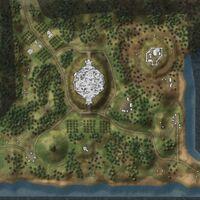 Avalon Isle map