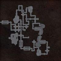 Nisses Lair map