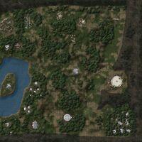 Arbor Glen map