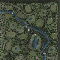 Stavgaard map