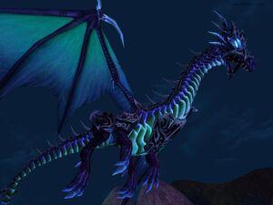 Cuuldurach the Dragon
