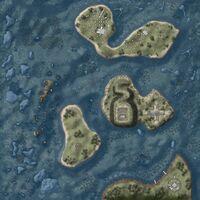 Oceanus Notos map
