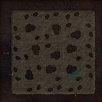 Hibernias Underground Forest map