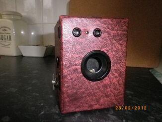 Unidentified camera 001