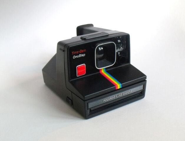 File:Polaroid Time-Zero SX-70 Rainbow.jpg