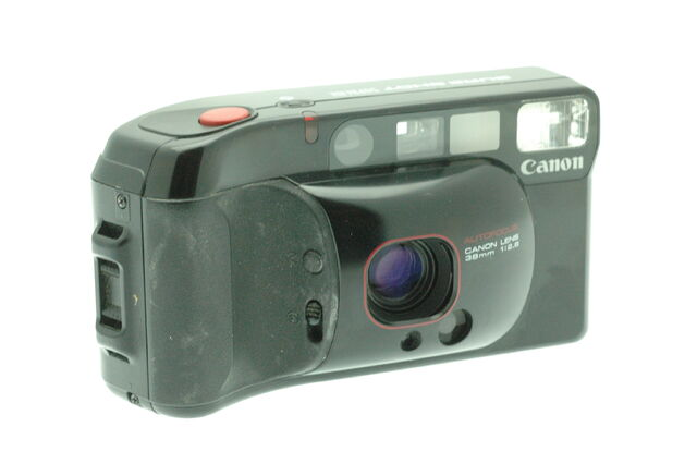 File:Canon sureshot supreme.JPG