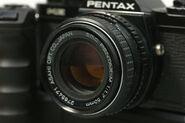 Pentax ME 05 DxO