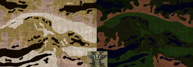 File:JSOC Tiger Stripe AR used by special operations units on joint operations.jpg