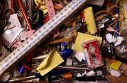 Messy drawer medium