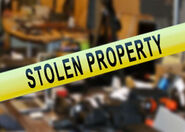 Home security stolen property