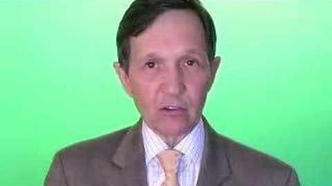 Dennis Kucinich/Get Involved