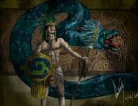 Quetzalcoatl by kamodragoness-d3in6rp