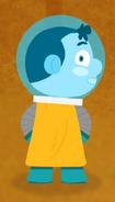 Back Turned Space Kid2