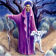 Hecate three dogs
