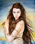 Astrid berges frisbey as syrena by guardianofevermore-d4lwyuv