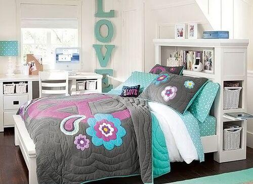 Katherine Baudelaire's Bedroom
