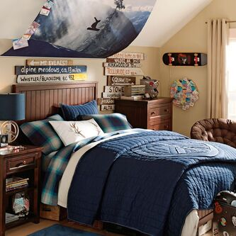 Guys-bedroom-idea-with-travel-idea1